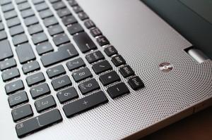 Laptop for Webinar