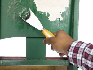 The Dangers of Inhaling Paint Fumes