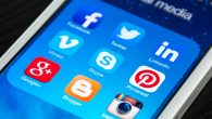Social media applications on mobile