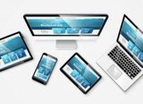 Website on different platforms