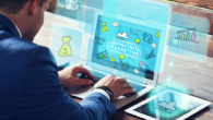 working on digital marketing