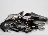 broken HDDs