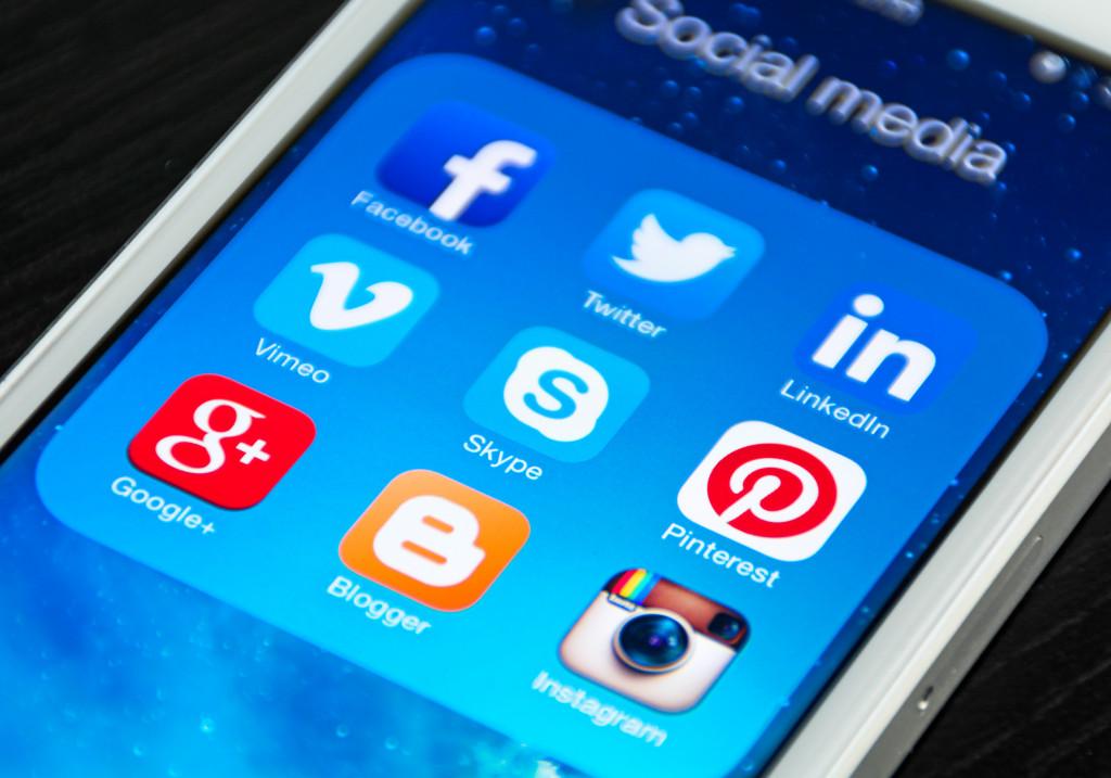 socail media apps