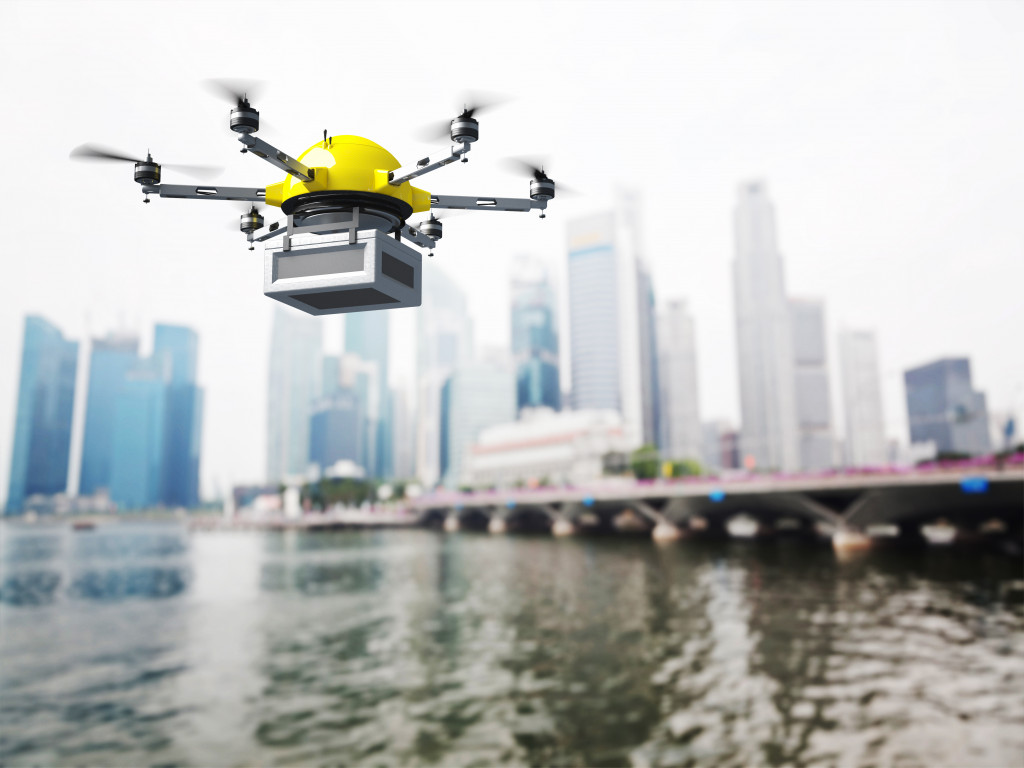 drone cargo
