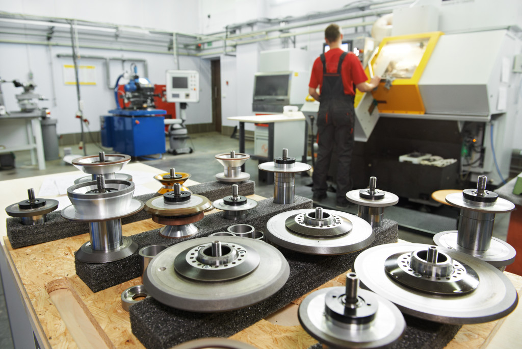 industrial cutting tool